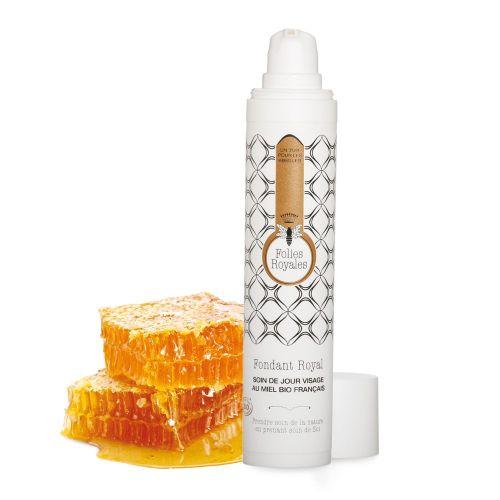 Fondant Royal - Creme de jour au miel biologique français (CBE)