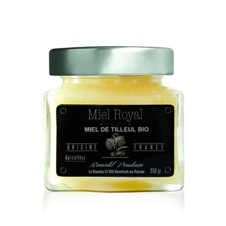 Miel Royal de tilleul biologique