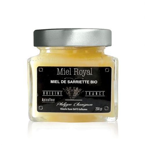Miel Royal de sarriette biologique