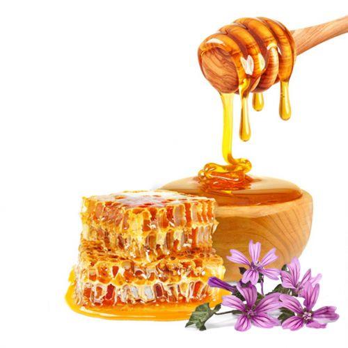 Lait démaquillant visage et yeux au miel - 200 ml