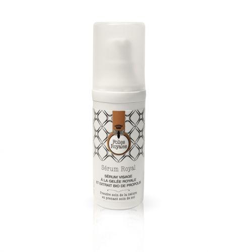Sérum visage à la gelée royale et à l'extrait de propolis - 30 ml