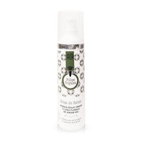 Masque visage hydratant à l'extrait de cire d'abeille - 50 ml