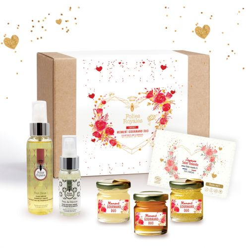 "Coffret ""Moment gourmand duo"""