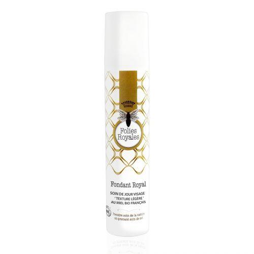Crème de jour, texture légère, au miel bio français - 50 ml