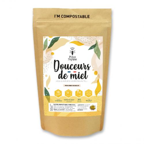 Douceurs de Miel Bonbons gourmands au miel