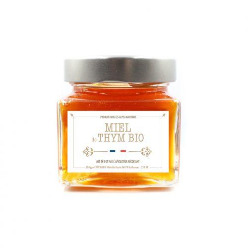 Miel de Thym biologique France - Provence