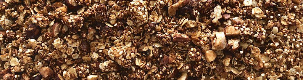 Photo du granola