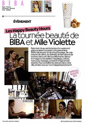 article Folies Royales BIBA