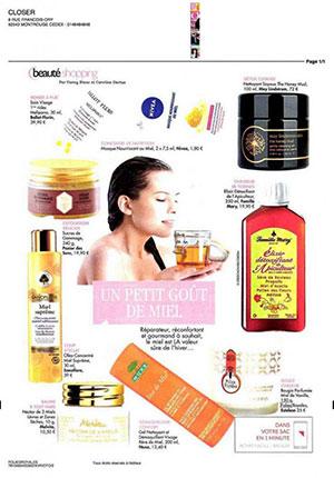 article Folies Royales Magazine ELLE