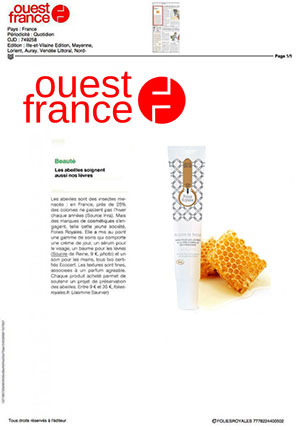 article Folies Royales OUEST FRANCE