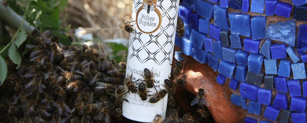 les abeilles Folies Royales