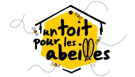 logo Un Toit Pour Les Abeilles